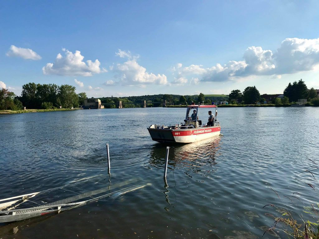 Feuerwehr Vokach Boot 2